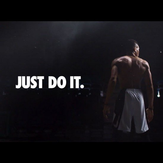 NIKE JUST DO IT GREECE TVC