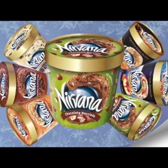 "Nirvana Chocolate Nocciola ""The Eyes"" TVC"